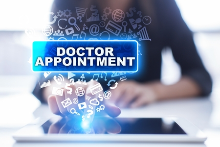 Make Doctor Appointment