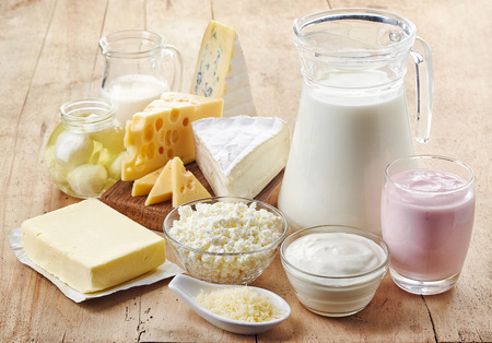 Dairy based food and drink products
